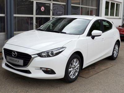 gebraucht Mazda 3 Center-Line (120 PS) Klimaautom./16 Zoll/Notbremsas