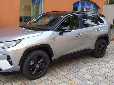 gebraucht Toyota RAV4 3 Style 2.5 Hybrid 218PS 160kW CVT 2021