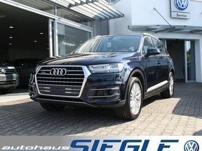 gebraucht Audi Q7 3.0TDI NAVI*LED*ACC*PANO-SD*STANDHEIZUNG