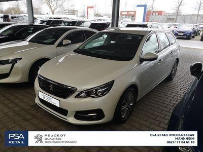 gebraucht Peugeot 308 SW Allure BlueHDi 130 S&S*SHZ*NAVI*KEYLESS*PARKASSIST