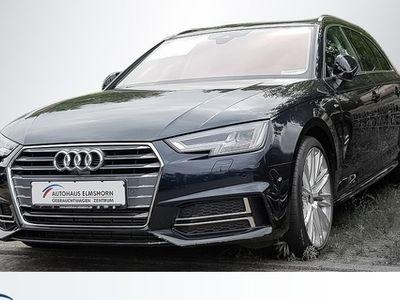 gebraucht Audi A4 Avant 2.0 TFSI ultra S line NAVI LED EURO6