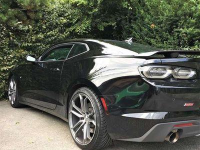gebraucht Chevrolet Camaro SS 6.2 V8 Coupe Facelift