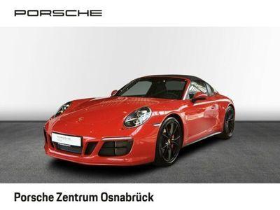 käytetty Porsche 911 Targa 4 991 GTS 20'' Burmester GTS-Paket