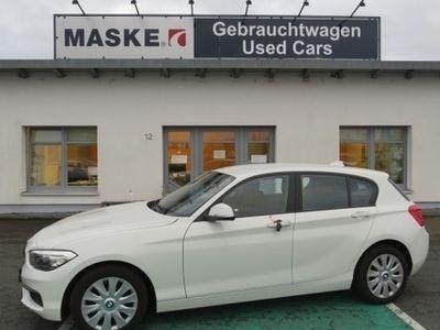 gebraucht BMW 116 d Advantage Navi PDC SHZ GRA Klima ZVFB