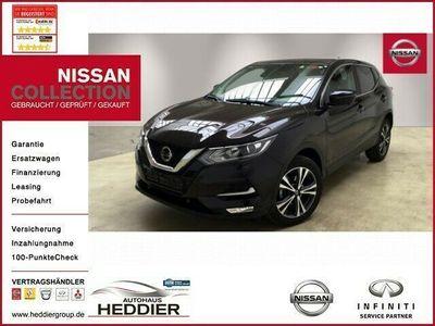 gebraucht Nissan Qashqai N-CONNECTA T