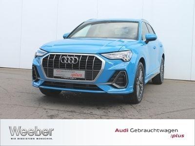 gebraucht Audi Q3 45 TFSI quattro S tronic S line Pano Navi LED