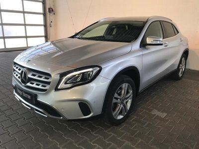 gebraucht Mercedes GLA220 d 4MATIC Sport Utility Vehicle