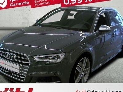 gebraucht Audi S3 Sportback 2.0 TFSI S tronic Matrix Magnetic R