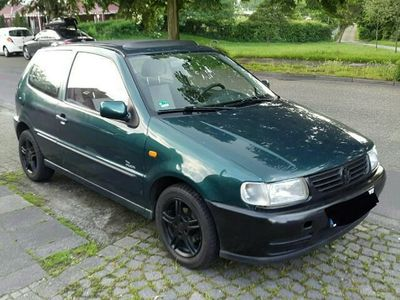 gebraucht VW Polo 6n Bj 1994 TüV 2018 // neue Reifen - Alu Felgen