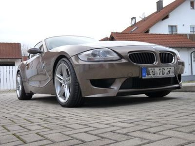 verkauft bmw z4 m coupe gebraucht 2007 km in moosthenning. Black Bedroom Furniture Sets. Home Design Ideas