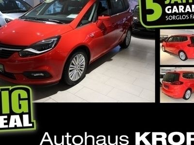 käytetty Opel Zafira 1.6 SIDI T Innovation Autom. LED/ACC/Navi