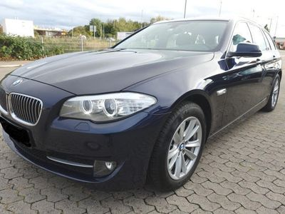 gebraucht BMW 528 i Touring, Navi, Xenon, 1.Hand