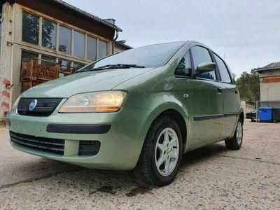 gebraucht Fiat Idea 1.4 16V Klima Alus City-Lenkung wie Meriva
