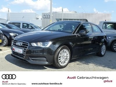 gebraucht Audi A3 2.0 TDI EU6 qu. Amb. S tronic *PANO*NAV*