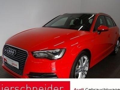 gebraucht Audi A3 Sportback e-tron S line 18 LED PANO NAVI PDC