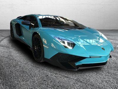 gebraucht Lamborghini Aventador LP 750-4 SuperveloceSV1 von 600