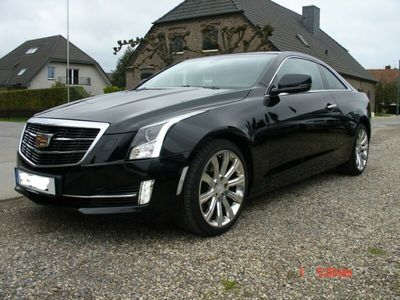 gebraucht Cadillac ATS Coupe Luxury