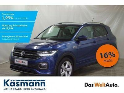 gebraucht VW T-Cross - Style 1.0 l TSI OPF 85 kW (115 PS) 7-Gang-Doppelkupplungsgetriebe DSG