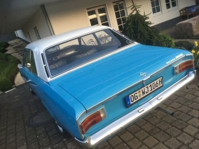 gebraucht Opel Rekord C