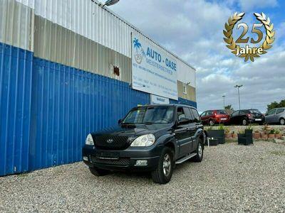 gebraucht Hyundai Terracan 2.9 CRDi GLS Team 06**AHK*Leder**