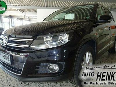 gebraucht VW Tiguan 2.0 TDI BMT Sport Style Klima bei Gebrachtwagen.expert
