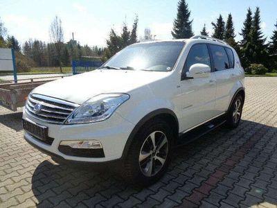 gebraucht Ssangyong Rexton 2.2 Diesel e-XDi 220 Executive 4WD Auto