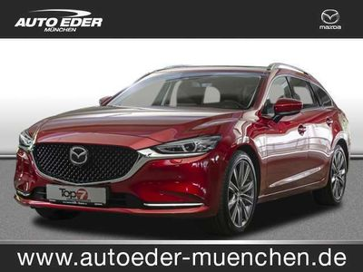 gebraucht Mazda 6 2.5 SKYACTIV-G 194 Sports-Line Automatik