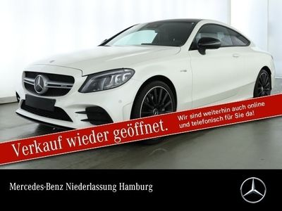 gebraucht Mercedes C43 AMG AMG 4M Cp. Night Pano Multibeam Kamera DAB