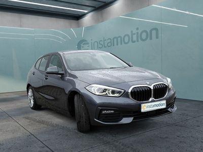 gebraucht BMW 120 120 dA xDrive Advantage LEDER+NAVI+LED+AHK+KAM