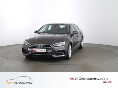 gebraucht Audi A5 Sportback 35 TDI S tronic sport AHK|Navi