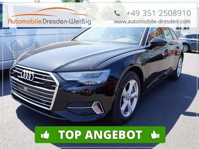 gebraucht Audi A6 45 TFSI EU6 dTemp S Tronic Sport*Navi*LED*ACC