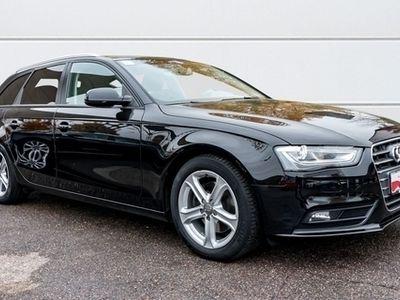 gebraucht Audi A4 Avant Ambition 2.0 TDI clean diesel 110 kW (150 PS) multitronic