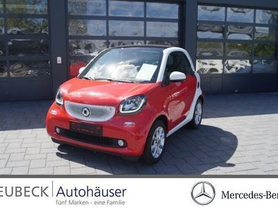 gebraucht Smart ForTwo Coupé 66 kW turbo twinamic Pano.-Dach/BC