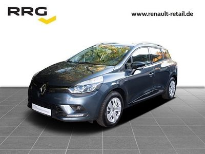 gebraucht Renault Clio IV GRANDTOUR 0.9 TCe 90 eco² LIMITED Navi,