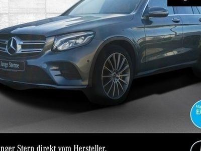 gebraucht Mercedes GLC350 d 4M AMG Pano COMAND LED AHK Keyl-GO PTS