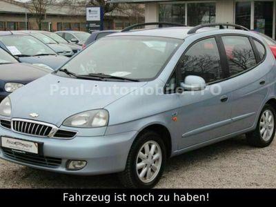 gebraucht Chevrolet Tacuma 2.0 CDX*HU&AU+Service NEU *