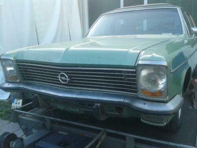 gebraucht Opel Diplomat V8 Projekt