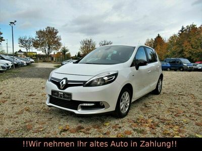 gebraucht Renault Scénic III Limited Euro 5, Tempomat, LMF, PDC