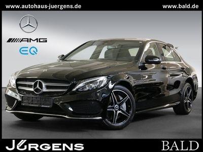 gebraucht Mercedes C350e AMG-Sport/Navi/LED/Airm/Burm/SHZ/18'