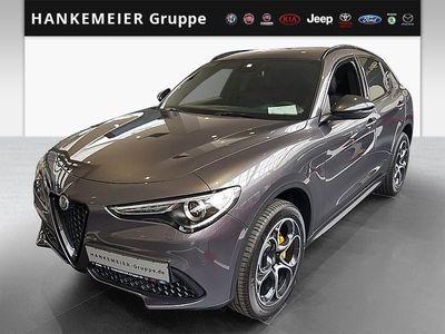 gebraucht Alfa Romeo Stelvio B-Tech Q4 Veloce Assist. Komfort Paket