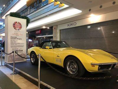 gebraucht Corvette C3 als Cabrio/Roadster in Hattingen