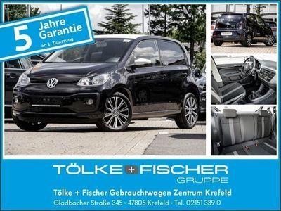 gebraucht VW up! up! high1.0 BMT Drive-Paket plus