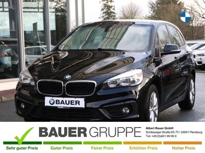 gebraucht BMW 216 Active Tourer i Advantage SHZ Klimaautomatik