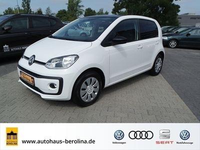 gebraucht VW up! 1.0 move ASG *KLIMA*SHZ*