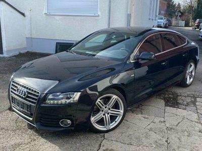 gebraucht Audi A5 Sportback 2.0 TDI ° S Line ° Xenon°
