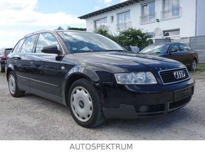 gebraucht Audi A4 Avant 2.5 TDI LEDER