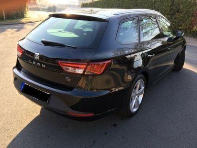 gebraucht Seat Leon ST FR 1.4 TSI Sport