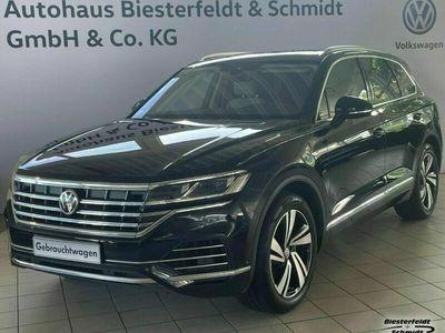 gebraucht VW Touareg 3.0 V6 TDI Elegance PANO, Standhzg. Klima Navi