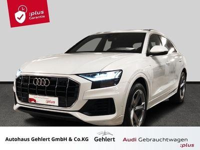gebraucht Audi Q8 50 TDI quattro S line Matrix-LED Navi Standheizung Keyless Dyn. Kurvenlicht e-Sitze