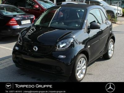 gebraucht Smart ForTwo Coupé 52 kW twinamic passion+Cool u. Audio